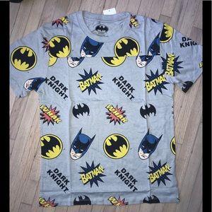 Batman Short Sleeve T-Shirt. Boys